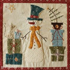 Ellie's Quiltplace: Winter Wandering...