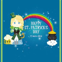 Waiting St. Patrick's Day...