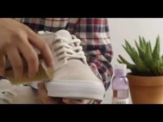 CLEANING SUEDE WITH JASON MARKK - YouTube