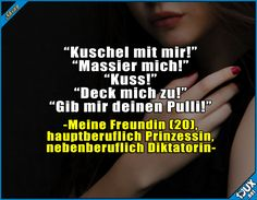 So sind Mädels eben :) #TypischFrau #Beziehung #GutenMorgen #lustige #Sprüche #Humor #Jodel