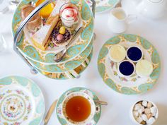 A list of favourite afternoon teas in London from an ex-Londoner and frequent visitors. Includes something for every taste and budget.