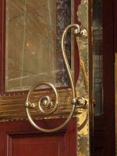 maçaneta da porta |  por HOLLACHE