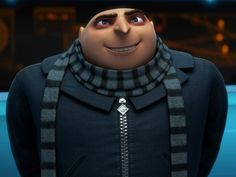 Despicable Me 3 Is Coming & It's Retro In The Best Way