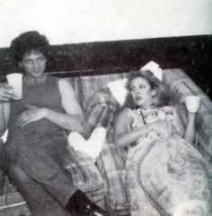 Rare!! Stevie & Linds chillin' ~♥~