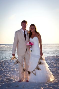 The 114 best Best Beach Wedding Photos images on Pinterest | Wedding ...