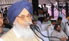 Punjab Chief Minister Parkash Singh Badal has asked panchayats of Lambi constituency to submit certificates that said the government had completed development works in their respective villages. #punjabnews #punjab #news #government