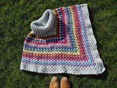 Slow Progress Blog Post  http://hulal00p77.blogspot.co.uk/ #poncho #simplycrochet #attic24 #dropsnepal #crochet