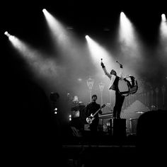 Kaizers Orchestra Live