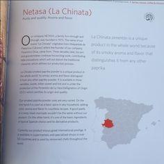 Our Smoked Paprika in the latest issue of the Spain's food manufacturers magazine by FIAB/ Nuestro Pimentón Ahumado en la última edición de la revista Spain's food manufacturers de FIAB  #fiab #lachinatacom #smokedpaprika  #pimentón