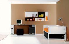 Nice Colorful Teen Room Modern Design Ideas