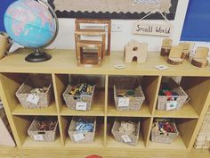 New Classroom, Eyfs, Small World, Magazine Rack, Storage, Instagram, Ideas, Home Decor, Purse Storage