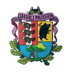 三鷹の森ジブリ美術館ロゴマーク