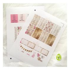 We have some more beautiful misfits for sale. Please note all sheets will be sent UNCUT! We have these Happy Planner Rustic and Rose kits and some EC Verticals for the Sparkle in Teal and Peachy Perfect. They will be 1.25 per sheet or add an extra for 50p each. Please DM me for more info on what we have available. All payments to be made via PayPal! Thank you!  #plannergirls #planneraddict #plannersupplies #plannerstickers #planneraddicts #erincondren #erincondrenstickers…