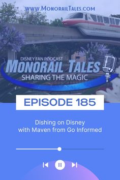 On this episode of the Monorail Tales podcast, special guest Maven from Go Informed shares some of her favorite places and attractions at Disney World and Universal Orlando. Plus we geek out a little about Harry Potter and podcasting. Listen on your favorite podcast app. Disney World Park Tickets, Disney World Parks, Walt Disney World Vacations, Best Vacations, Universal Orlando Hotels, Orlando Travel, Universal Studios Florida, Disney World Tips And Tricks, Disney Tips