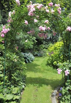 scented archway - Google Search