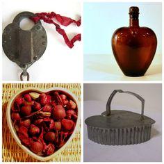 Beautiful Vintage: Heart Shaped