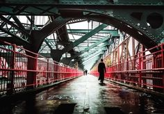 Williamsburg Bridge, NYC. I refer to this time of year as the...