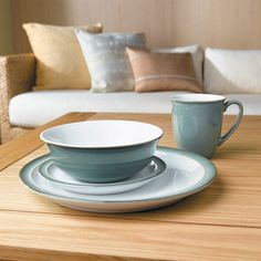 Denby Regency Green 16 piece Dinner Set.  Now on Sale!  http://tidd.ly/c45dda45  Share this and help other people to save money!