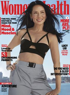 It's all about the mind-body connection for actress and mom Lucy Liu. Womens Health Magazine WOMENS HEALTH MAGAZINE |  #HEALTH #EDUCRATSWEB | In this article, you can see photos & images. Moreover, you can see new wallpapers, pics, images, and pictures for free download. On top of that, you can see other  pictures & photos for download. For more images visit my website and download photos.