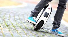 Fastwheel EVA, el monociclo que revolucionará la movilidad -- Estilo de vida -- Autobild.es