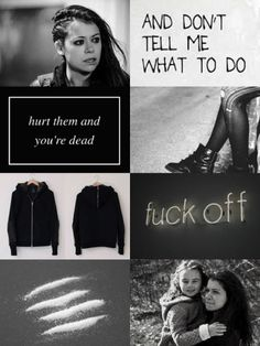 Image uploaded by Find images and videos about orphan black, tatiana maslany and Leda on We Heart It - the app to get lost in what you love. Orphan Black, Black Tv, Back To Black, Series Movies, Tv Series, Bbc Class, Sarah Manning, Percy Jackson Quotes, Tatiana Maslany