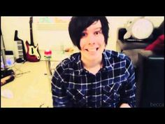 60 Reasons To Love Phil Lester (AmazingPhil)  I spend waaaaay too much time watching his videos, if that's possible :P
