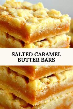 Butter Bar, Homemade Cakes, Cake Ideas, Cake Recipes, Caramel, Coconut, Easy, Desserts, Food
