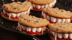 Dracula Dentures - Delish.com