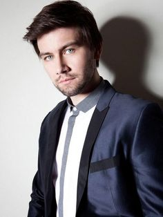 "Torrance Coombs (aka Sebastion or 'Bash' from one of my fav TV shows, ""Reign"")"