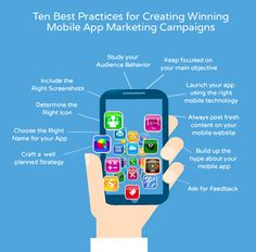 10 Tips for Creating Winning #Mobile #App #Marketing Campaigns