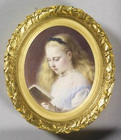 Edward Tayler Beatrice Mary Victoria Feodore of the United Kingdom April Buckingham Palace, London – 26 October Brantridge Park, Sussex), was the fifth daughter and youngest child of Queen Victoria and Prince Albert. Queen Victoria Children, Queen Victoria Family, Queen Victoria Prince Albert, Victoria And Albert, Victoria's Children, Vintage Children, Queen Victoria's Daughters, Miniature Portraits, Miniature Paintings