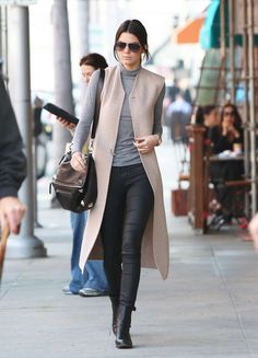 12 STREET STYLE OUTFIT IDEAS FROM KENDALL JENNER waysify
