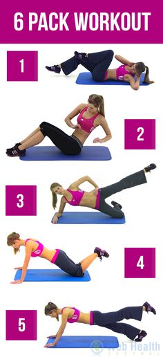 6 pack #ab_workout Tips for women at home.