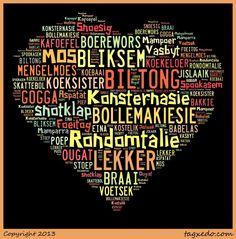 Eg Afrikaans/ afrikaanse woorde/ Net Afrikaans/ Lekker