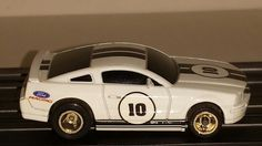 Life-like Racing Ford Mustang Afx Slot Cars, Ford Mustang, Vintage Toys, Scale, Racing, Life, Weighing Scale, Running, Ford Mustangs