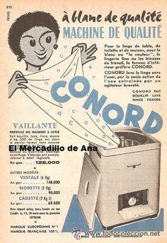 Im genes gr ficas on pinterest kitchens cuisine and - Electrodomesticos retro ...