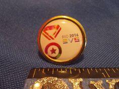 2016 Rio Olympic Media Pin EVS Broadcast Equipment