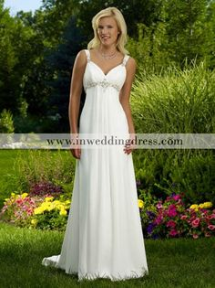 Simple Wedding Dresses (BC287)