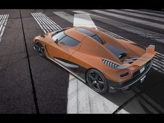 2013 Koenigsegg Agera R - Orange