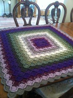 Bavarian Crochet Lapgan Bavarian Crochet, Pattern Ideas, Crochet Blankets, Afghans, Crocheting, Crochet Patterns, Crafty, Knitting, Awesome