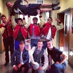 Glee cast -- the boys!