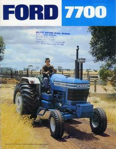 We stock original sales brochures and manuals for Ford and Fordson tractors from the to the including the popular Fordson N, Dexta and Super Major plus instruction & parts manuals Antique Tractors, Vintage Tractors, Vintage Farm, Antique Cars, Tractor Pictures, New Holland Tractor, Suzuki Motorcycle, Ford Tractors, Ford News
