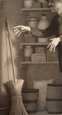 The Widow Broom - Chris Van Allsburg