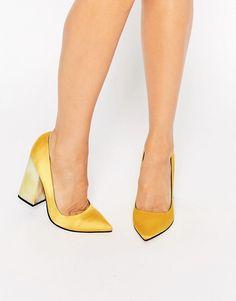 ASOS | ASOS PIER Pointed High Heels