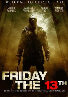 "Happy ""shh-shh-shh-haa-haa-haa"" day!  Who didn't get chills when you could hear Jason breathing in the hockey mask?"