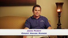 Rehabilitation at Court House Manor - John Perry the Physical Therapist & Director of Rehabilitation at our Care Community explains the many programs we have to offer for our staff and patients.  Our caring atmosphere and skilled equipment to maximize our patients potential are what sets our Care Community a part from others. We listen, we problem solve, and we provide solutions for our patients rehabilitation success! Court House Manor - We are a Tradition of Caring Call us today at (740)…