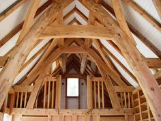 A Wee House For Meghan, Vancouver Island, BC - Macdonald & Lawrence Timber Framing Ltd.