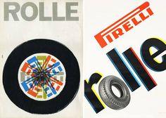 Ads per Pirelli (1959) #bobnoorda