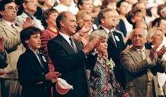 Prime Minister Pierre Trudeau, with son Justin, left, applauds during a Liberal convention in Edmonton on Thursday, June Pm Trudeau, Justin Trudeau, Justin James, Liberal Party, Canadian History, Canada, How To Be Likeable, Prime Minister, News Stories