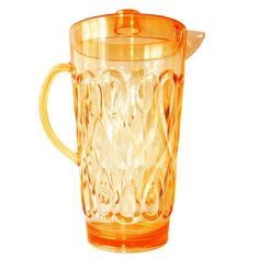 Le Cadeaux Melamine Collection  Pitchers, Tumblers, Water Glasses, Etc. All in Fun Summer Colors $29.95